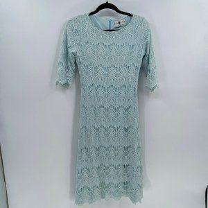 Dainty Jewell's A Night in Paris midi dress Size S